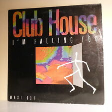 "MAXI 33T CLUB HOUSE Disque Vinyle 12"" I'M FALLING TOO - ON THE BEAT 1060-6"