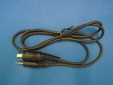 Acorn BBC Micro Model B, Master etc 5pin DIN to 3.5mm jack cassette cable/lead