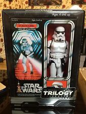 STAR WARS THE ORIGINAL TRILOGY COLLECTION ACTION FIGURE STORMTROOPER BOXED MINT