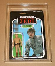 1983 PALITOY Star Wars ROTJ BACK LUKE BESPIN FATIGUES Figure AFA 90 NM/MT