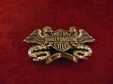 HARLEY DAVIDSON  belt buckle Eagle  NEW