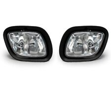 08-12 Freight Cascadia Class 8 Trailer Truck Replacement Fog Lights Lamps Pair