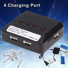 4-in-1 Max 3.5A Fast Smart balance Charger for RC 3.7V (1S) Lithium battery G2