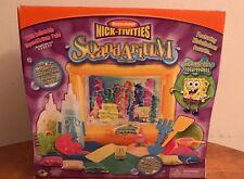 NEW Nickelodeon SpongeBob SquarePants SqandArium Underwater Sculpting Sand RARE