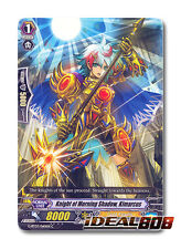Cardfight Vanguard  x 4 Knight of Morning Shadow, Kimarcus - G-BT03/060EN - C Mi
