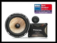 "FOCAL PS 165FX 2-WAY 6,5""/165mm EISA 2014 AWARDED BEST IN-CAR SPEAKERS, WARRANTY"