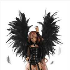 Dollmore BJD Article Size MSD - Kinetic Wings (Black)