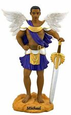 Archangel Michael African American Figurine NEW (16131) 13 Inches Tall