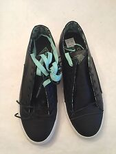Diamond Supply Co. Brilliant Low, Black Leather size 9, New with Box