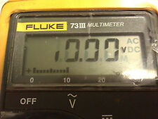 Fluke 73III Display Repair Kit for Faded LCD How To Instructions