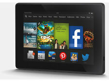 "Amazon Kindle Fire 1st Generation D01400 WiFi 7"" 8GB Tablet eBook Reader Black"