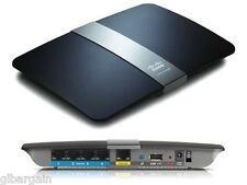 Linksys EA4500 Dual Band Gagabit Smart Wi-Fi Router N900 450 Mbps