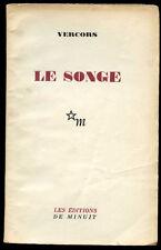 VERCORS - LE SONGE. 1945