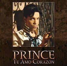 Te Amo Corazón [Single] by Prince (CD, Dec-2005, NPG Records)
