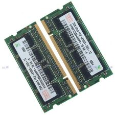 Hynix 4GB 2X2G DDR2 667mhz PC2-5300 Sodimm Laptop Notebook Speicher Ram 8chips