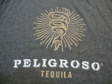 Peligroso Tequila Alcohol Liquor Beer Bar College Party Soft T Shirt XL