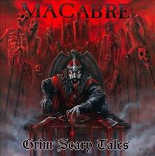 MACABRE-GRIM SCARY TALES CD NEW