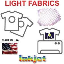500Pack LIGHT TRANSFER PAPER FOR INKJET PRINTING