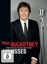 Paul McCartney - Live Kisses *DVD*NEU*