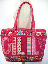 Oilily Tasche NEU Schultertasche Damen Strandtasche Weekender Shoulder bag