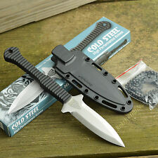 Cold Steel Hide Out AUS-8A Tactical Neck Knife With Secure-Ex Sheath 49NDE