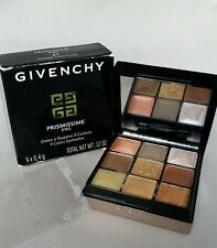 Givenchy Prismissime Eyes 9-Colors Eyeshadow ~ 51 Intense Chocolate ~ palette