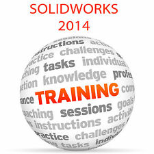 SOLIDWORKS 2014 - Video Training Tutorial DVD