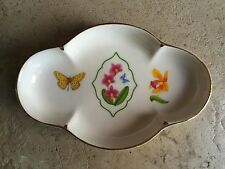 Lynn Chase Designs small Orchids dish