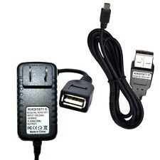 7-FEET Charger AC adapter + USB cable for MOTOROLA MBP36S wireless baby monitor