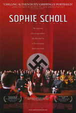 SOPHIE SCHOLL - DIE LETZTEN TAGE Movie POSTER 27x40 Julia Jentsch Fabian
