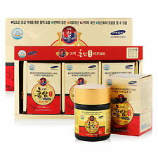 100g(3.5oz) X 3ea_100% Pure Korean 6Years Root Red Ginseng Extract, Saponin