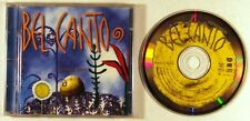 Bel Canto Magic Box 1996 CD Electro Synthpop