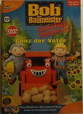 Bob der Baumeister DVD Ganz der Vater Vol. 17 5 Folgen 50 Min. Rolling neuwertig