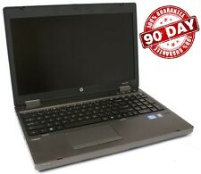 "HP ProBook 6570b 15.6"" laptop, Core i5-3210m @2.5ghz, 8GB, 500GB, Windows 7 Pro"