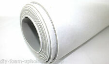 "10mtr roll 3mm scrim foam. 54"" wide. Ideal for car trimming & upholstery use."