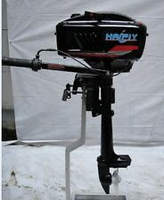 3.6 HP Two 2 Stroke Outboard Motor Boat Engine With Water Cooling System