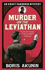 Murder on the Leviathan by Boris Akunin (Paperback, 2004)