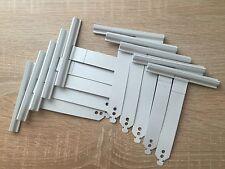 Rolladen 10 x Feder Aufhängung für Rollladen Rollo MINI Aufhängefeder Stahlband