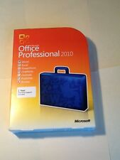 Microsoft Office 2010 Professional For 2 PC - GENUINE - Full Version