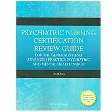Psychiatric Nursing Certification Review Guide for the Generalist
