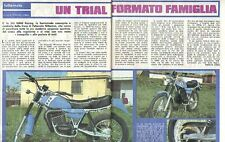MA93-Clipping-Ritaglio 1980  SWM Racing 315
