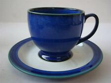 DENBY METZ CUP AND SAUCER