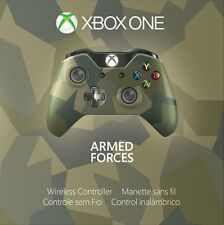 Genuine Xbox One Special Edition Armed Forces Wireless Controller J72-00005 UD