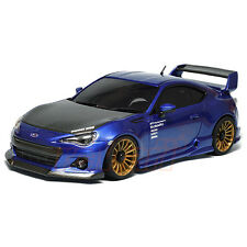 Garage Hiro Aero Parts Set Ver.2 White SUBARU BRZ Kyosho Mini-Z RC Cars #GHA006