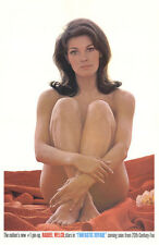 Fantastic Voyage Raquel Welch rare naked promotional image 11x17 Movie Poster