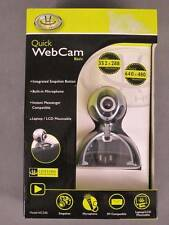 Brand New Gear Head Quick Webcam Basic with Mounting Stand
