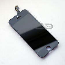 For Apple iPhone 5C LCD Screen and Digitizer Full Assembly Replacement Black OEM