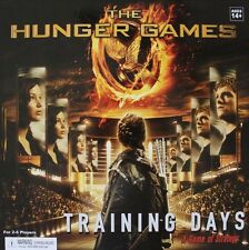 New The Hunger Games Training Days Strategy Board Game Wizkids Peeta Katniss
