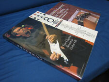 Guitar 8 Japan Book Eric Clapton Fender Stratocaster Gibson Les Rush Sonic Youth