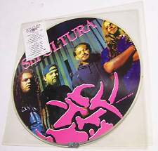 SEPULTURA - BOYS FROM BRASIL -  LP VINYL PICTURE DISC - RARO!!! -  SIGILLATO!!